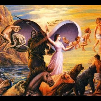 mystery of rebirth in mythology