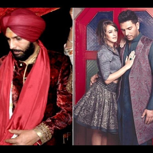 Know all about yuvraj singh and hezel keech love story