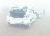 sonipat, weather, accident, highway, injured, haryana