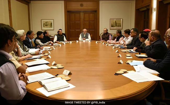 Cabinet approves Rs 2000 crore package for refugees coming from PoK