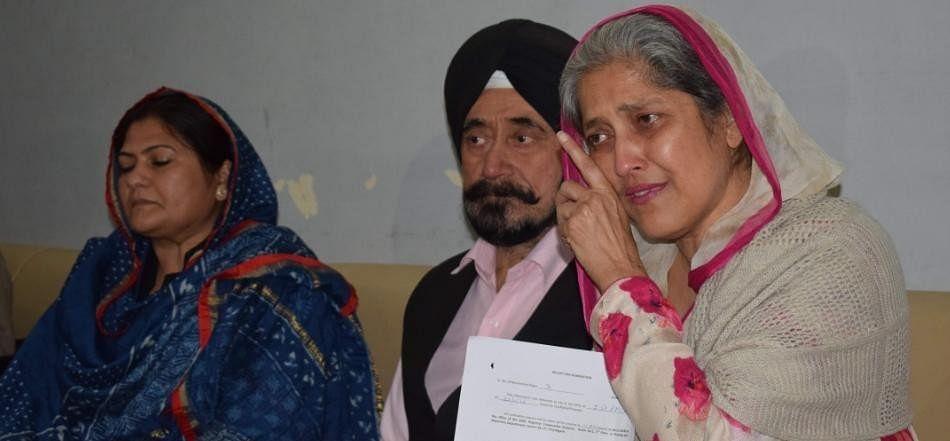 Harjinder kaur nominations canceled, municiple corporation election