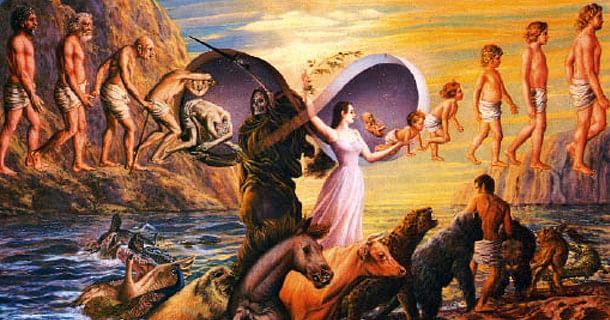 mystery of rebirth in mythology
