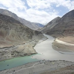 Pakistan are denying to accept the indus waters treaty