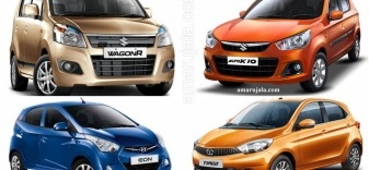 top cars in the range of 5 lakh rupees