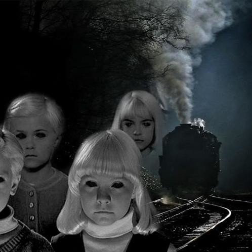 The Haunted Railroad Crossing