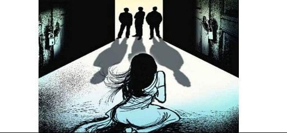 Girl gang raped by four boys