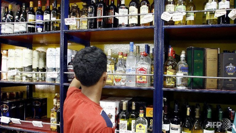 Alcohol will examine all stores