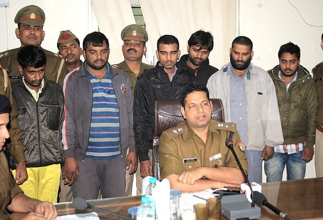 Inter-vehicle-thief gang busted, 21 vehicles recovered