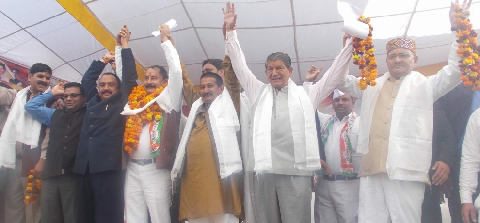 one job in every house of uttarakhand says cm rawat.