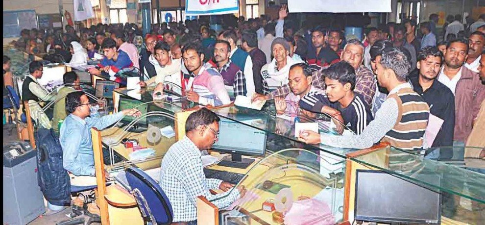 bank unions threaten to go on strike as psu banks did not cleared their overtime dues