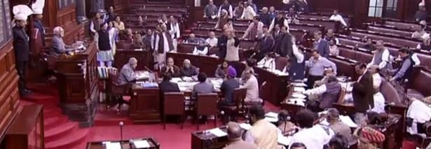 winter session of parliament today update