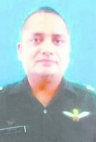 martyred, major, cremate, village, helicopter, crash, jind
