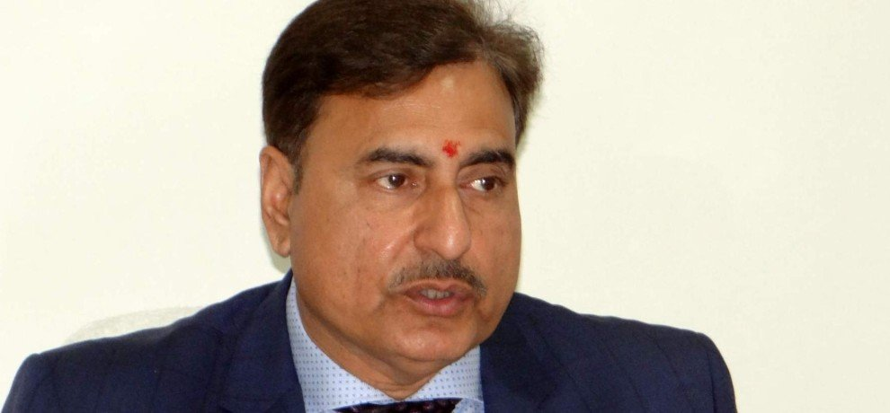 Government promotes hydro project: DV singh