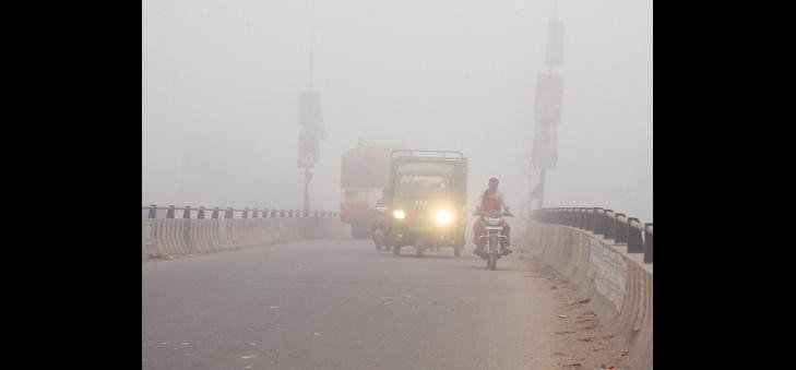 Fog havoc: Surya disappeared, grew cold