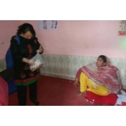 women, arrest, health departmet, kaithal