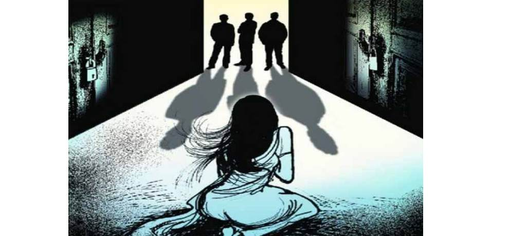 Rape victim, the accused took away from home