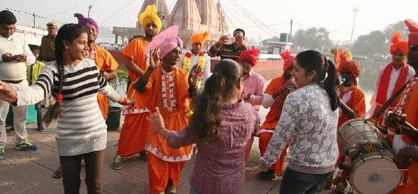 no effect of noteban on geeta jayanti fest on brahmsarovar at kurukshetra
