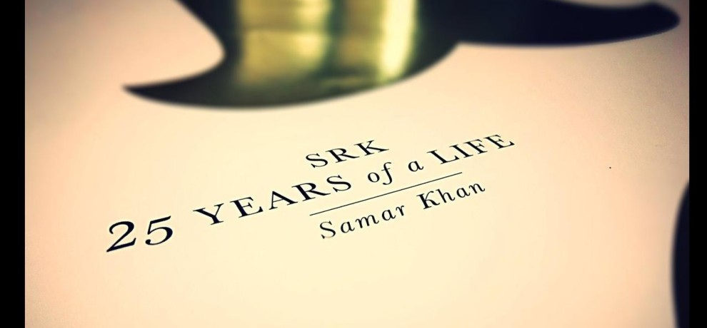 book review : SRK 25 years of a life
