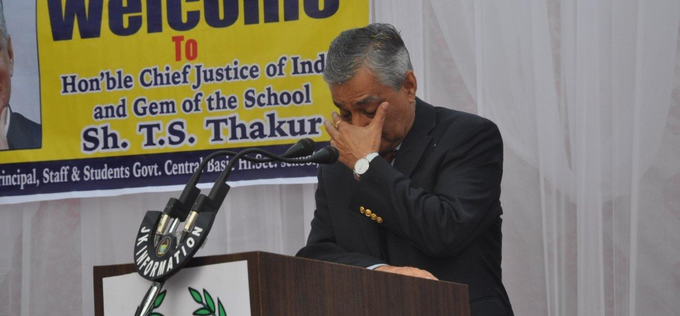 chief justice visited his school in jammu kashmir