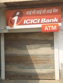 More than half of the lock on ATMs, 30 percent poor Machines