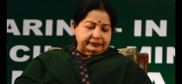 After Jayalalithaa cardiac arrest, center and state security forces on high alert