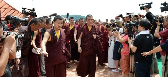 China gave cautious reaction after 17th Karmapa's visit to Arunachal