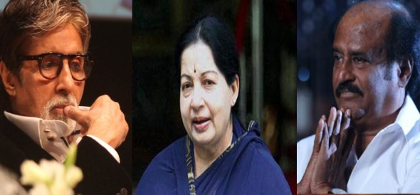 Bollywood condoles Jayalalithaa's death