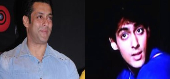 VIDEO: This is how Salman auditioned for 'Maine Pyar Kiya'