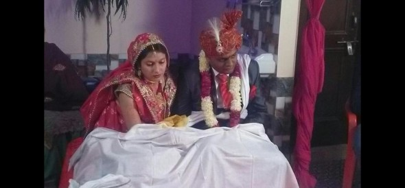 unique marriage in one rupee with four conditions from groom family at sirsa of haryana