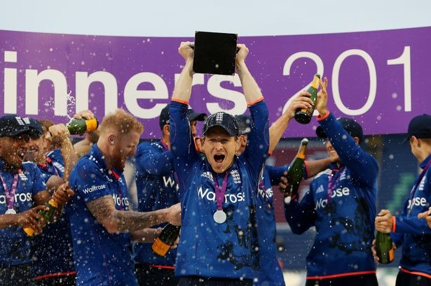 Eoin Morgan To Lead England In One Day and T20 Series Against India