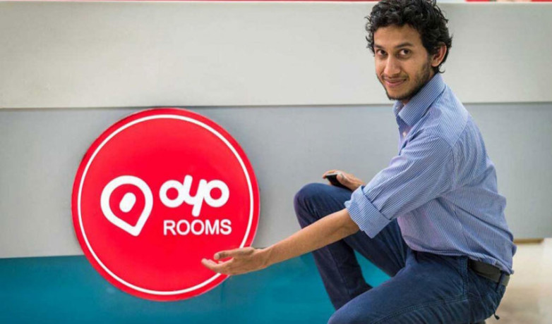 Oyo rooms founder ritesh agarwal success story