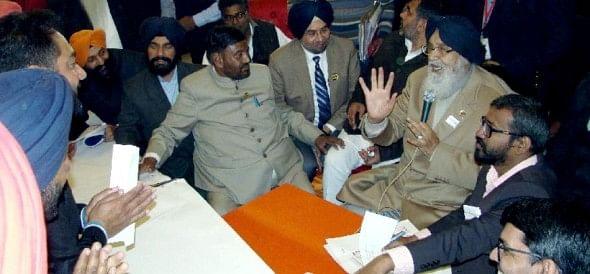 CM Parkash singh badal on sarbat khalsa