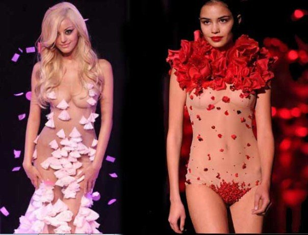 Meaning Of Nude In Fashion Industry