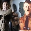 Russians find mysterious Nazi chest with strange 'alien'