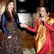 aishwarya rai bachchan recent meet her dancing guru lata surendra