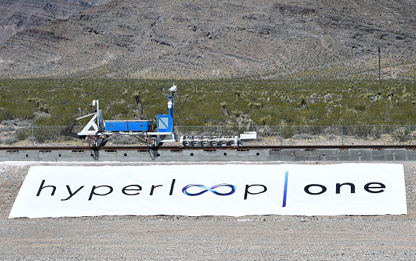 India in talks to build Hyperloop train