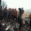 four family members died in fire accident
