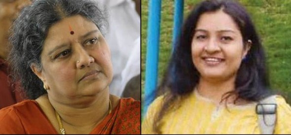 Jaya's niece deepa hints at political debut, difficulties increased for Sasikalaa