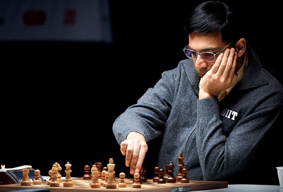 Viswanathan Anand Suffers Seventh Loss In Legends Of Chess Tourney – लीजेंड्स शतरंज टूर्नामेंट: आनंद की सातवीं हार, पिछले मैच में लगातार छह हार के क्रम को तोड़ा था