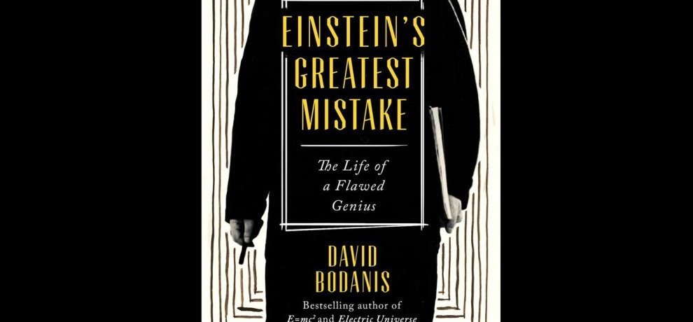 Book Review - Ainstins Greatest Mistake
