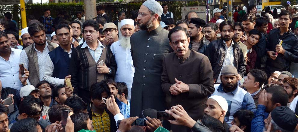Najib Ahmed Owaisi demanded action