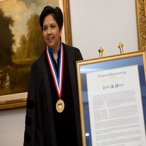Pepsico chief Indira Nooyi in Trump's advisory council, know her success story