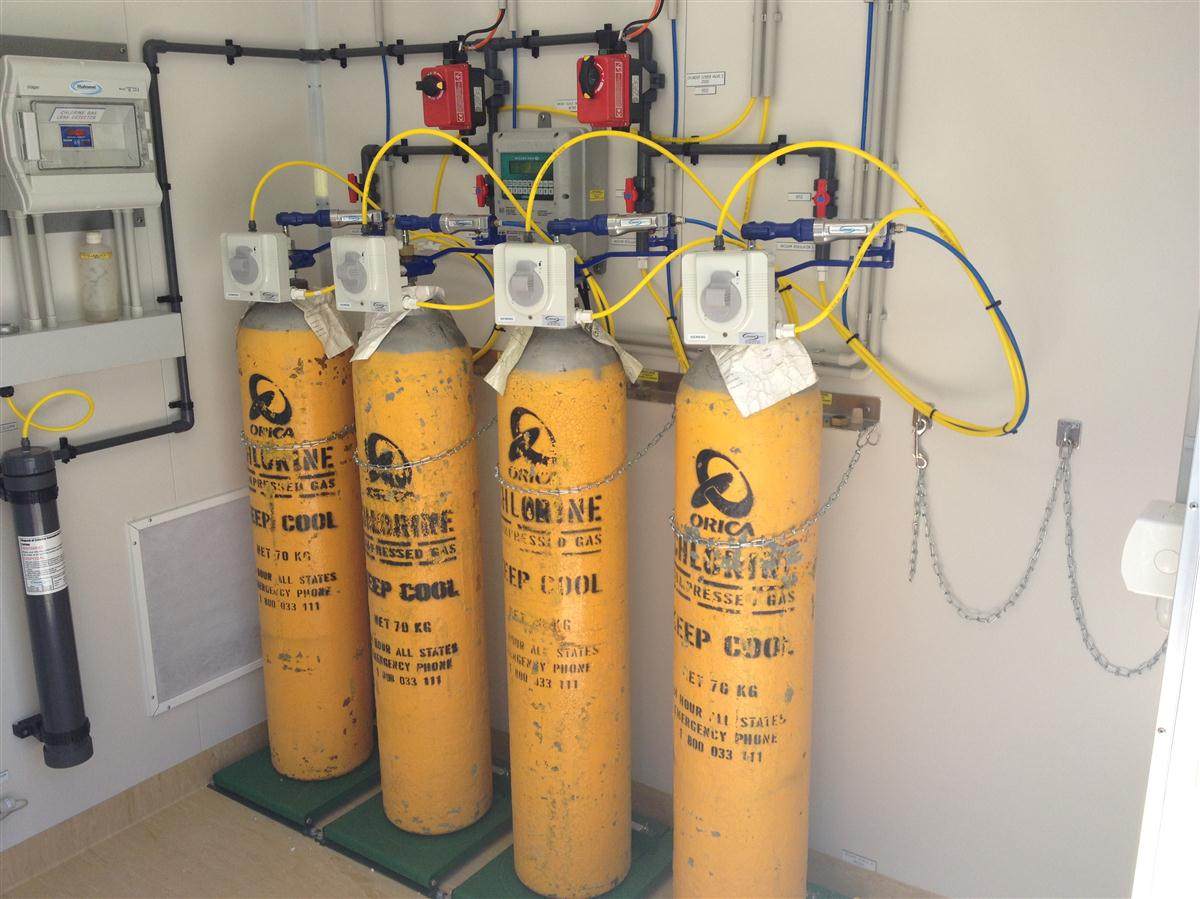 Chlorine Cylinder Leak In Sunderbani 50 Hospitalize