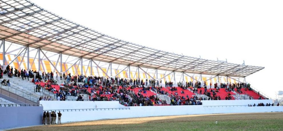 Image result for haldwani cricket stadium