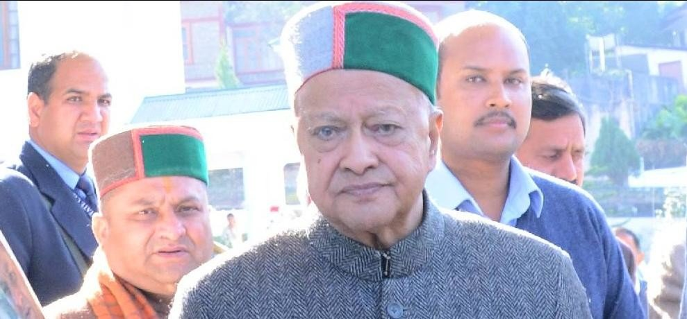CM Virbhadra singh demanded to Use ballot paper in elections