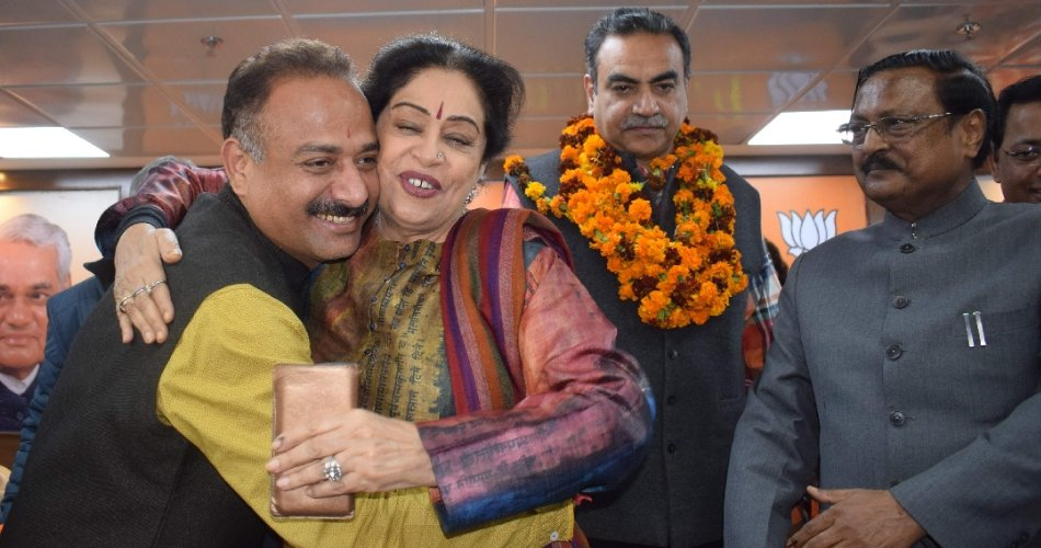 selection of new chandigarh bjp president after mayor election, expected candidates
