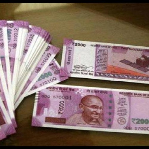 public return 2000 rupee note to bank