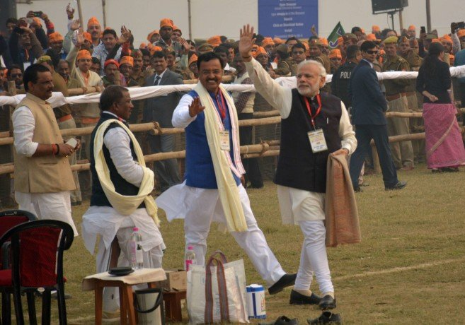 The Prime Minister laid the foundation of change in UP