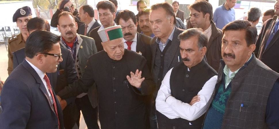 himachal election 2017 live result, Leaders who lose election.