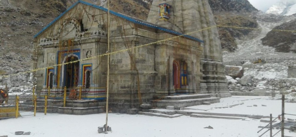 renovation of kedarnath dham